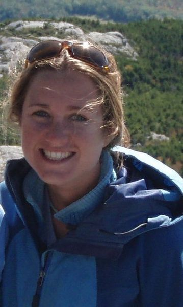 On Monday May 7, Katie Auth will present her master's thesis in Coastal and Marine Management