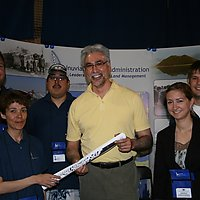 Joshua me� f�l�gum s�num � Land Administration � Inuvik and Inuvialuit Petroleum Show.