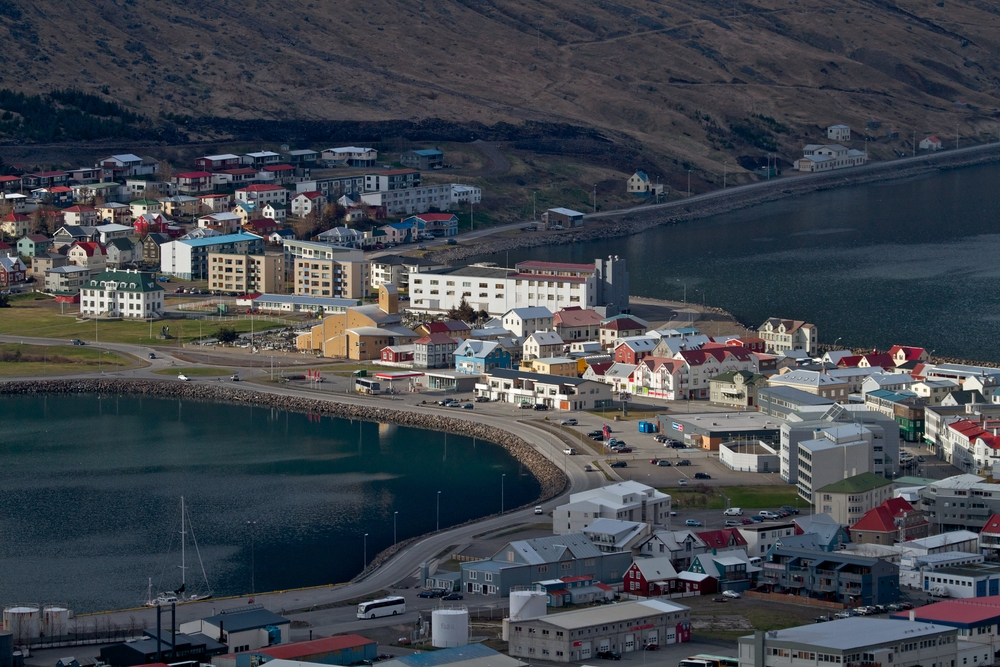 The new program in Coastal Communities and Regional Development is taught at the University Centre of the Westfjords in Ísafjörður Iceland. Photo: Anders Peter Amsnæs.