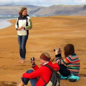 Field Trip to the Southern West Fjords 2011